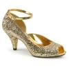 BELLE - 381G Gold Glitter